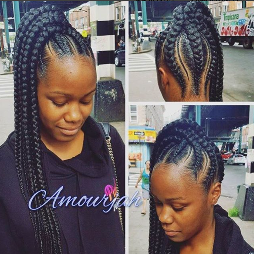 amourjah | fav braid/twist looks | natural hair styles