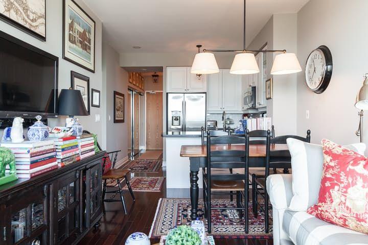 Small Apartment Decorating, Apartment Size Furniture Toronto