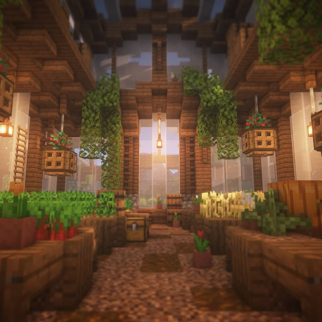 Pin by SuZa on Minecraft Inspirations | Minecraft interior ...