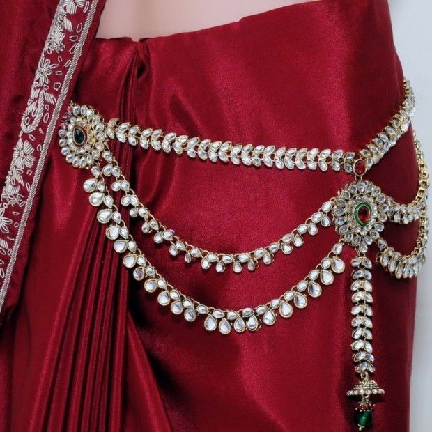 Indian Saree Collection With Ethnic kamarband : Trends For Girls ...