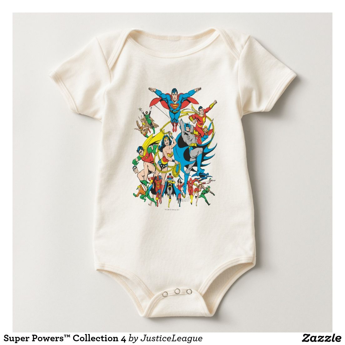 Your Custom Baby American Apparel Organic Bodysuit