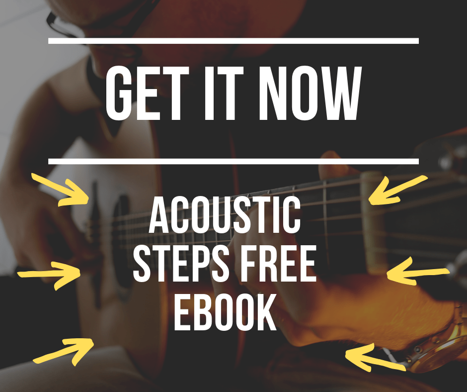 Acoustic Steps Acoustic Guitar Fingerstyle Book For Intermediate Guitar Fingerstyle Guitar Lessons Guitar Books Fingerstyle Guitar Lessons Ukulele Lesson