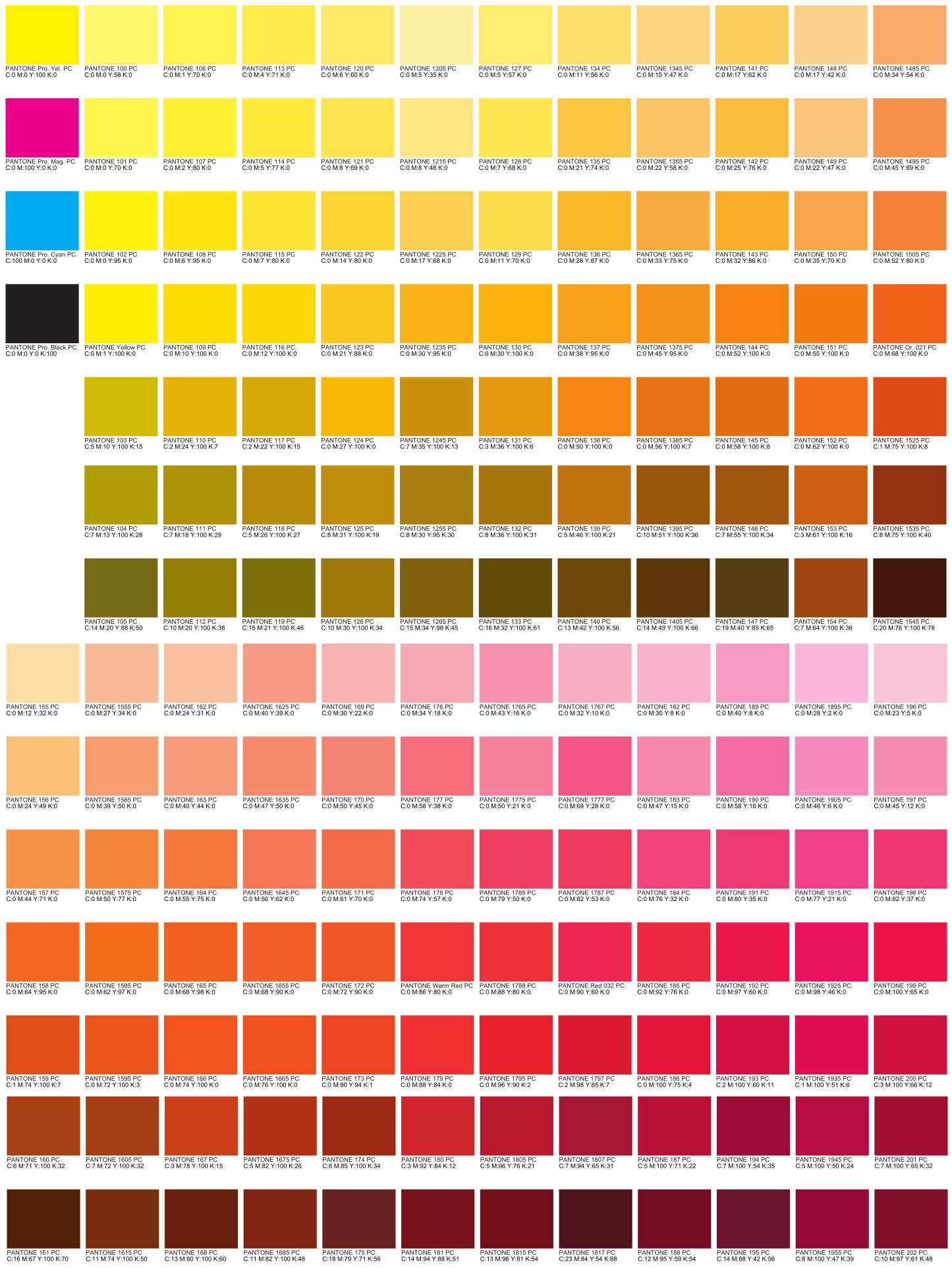 cmyk color code charts love my job pinterest adobe indesign graphic design inspiration
