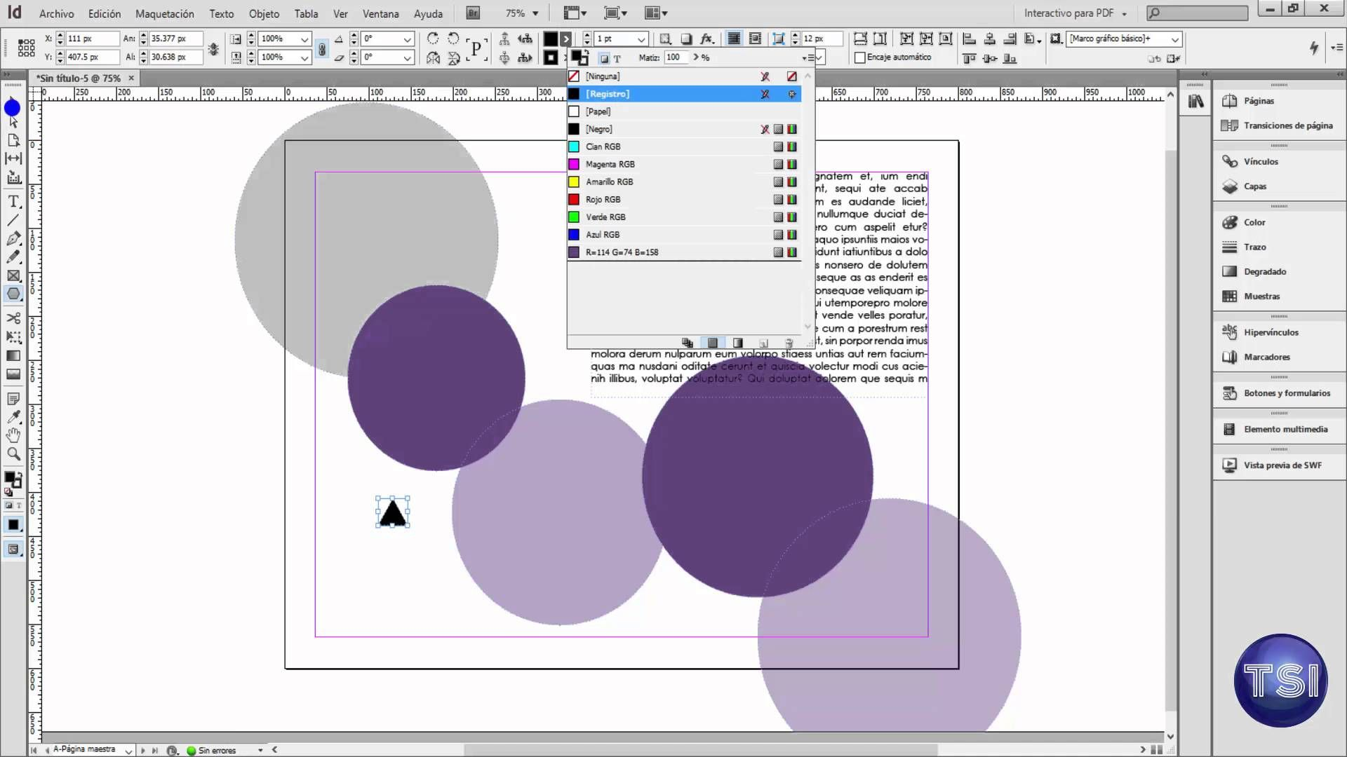 Pdf Interactivo Cómo Crear Un Pdf Interactivo Con Indesign Fácil Bi Disenos De Unas Crear Graficos