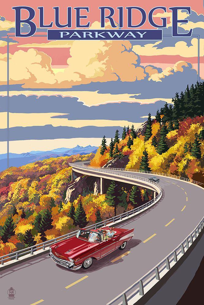 The Blue Ridge Parkway • #northcarolina #blueridgeparkway #nationalpark #vacation #travel