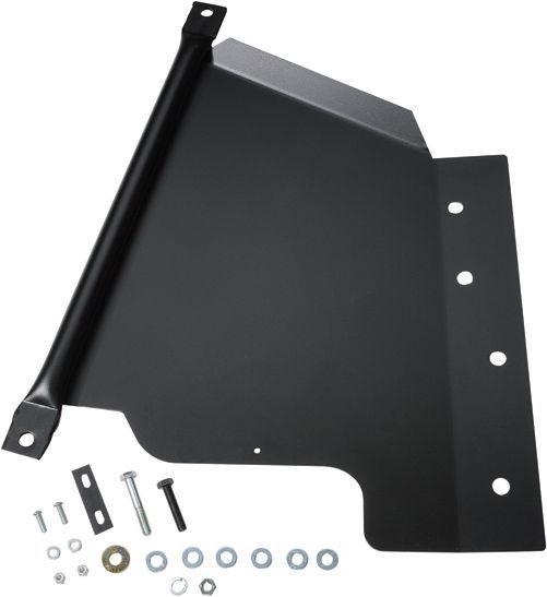 Rock Hard 4x4 Parts Transfer Case Skid Plate for 07-13 Jeep Wrangler & Wrangler Unlimited JK