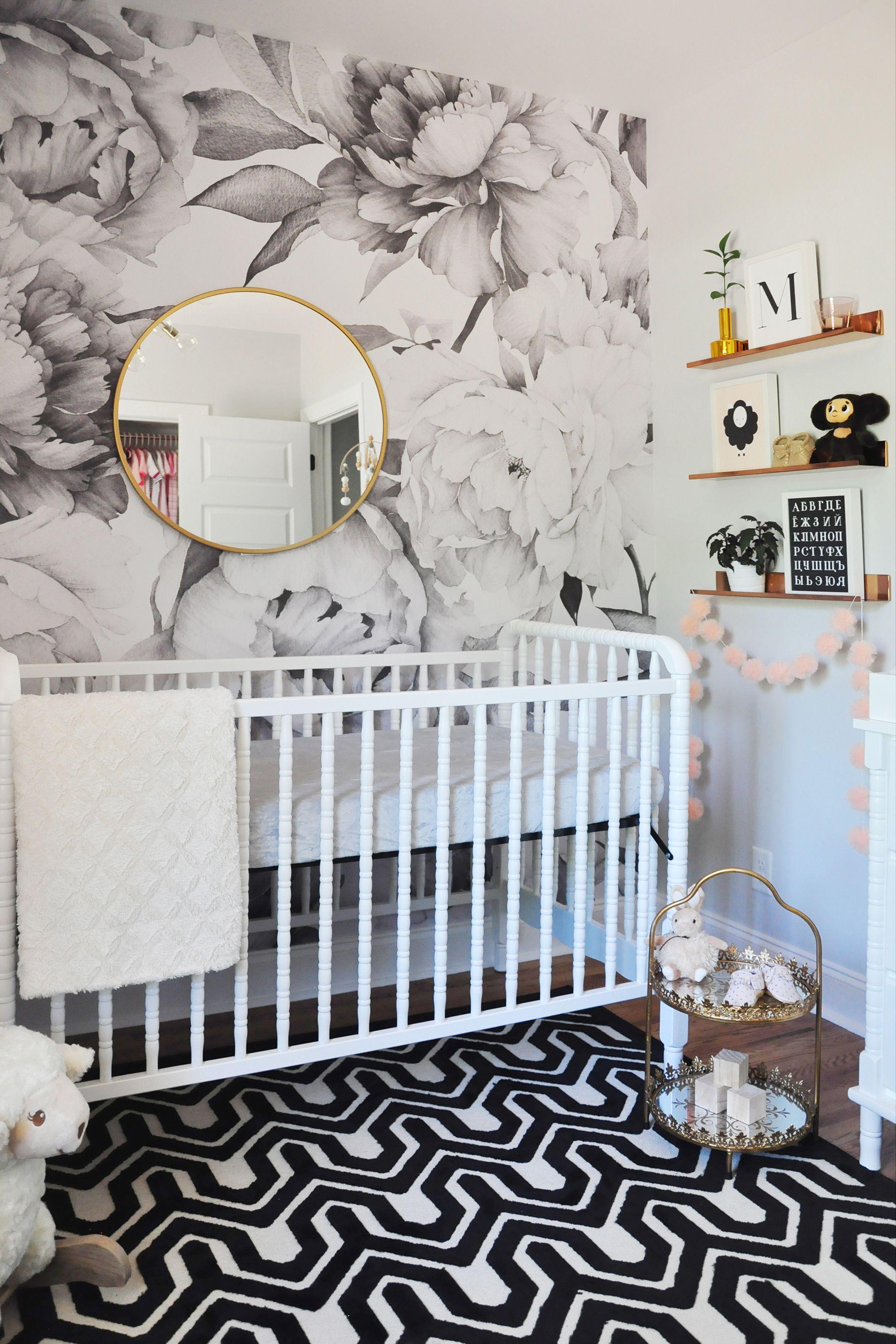In the Nursery with Foxy Oxie | Zimmergestaltung, Kinderzimmer und ...