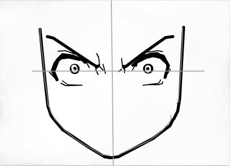 Manga Drawing Tutorial How To Draw How To Draw Different Anime Eye Expressions Manga Drawing Tutorials Eye Drawing Drawing Expressions
