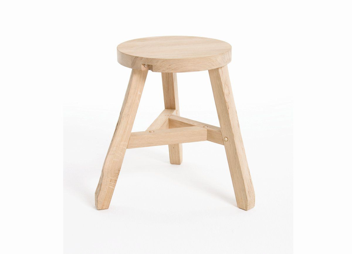 Offcut Stool Natural By Tom Dixon Tom Dixon Stool Low Stool