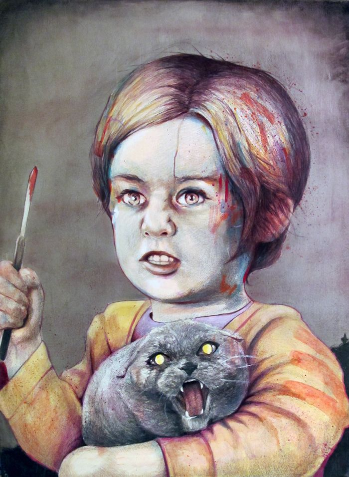 Gage and Church the Undead (Pet Sematary) my childhood