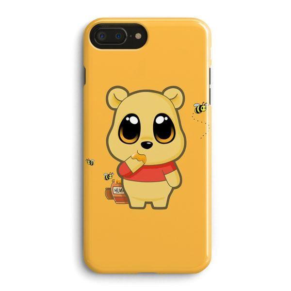 Honey Winnie The Pooh iPhone 7 Plus Case | Casescraft | Case ...