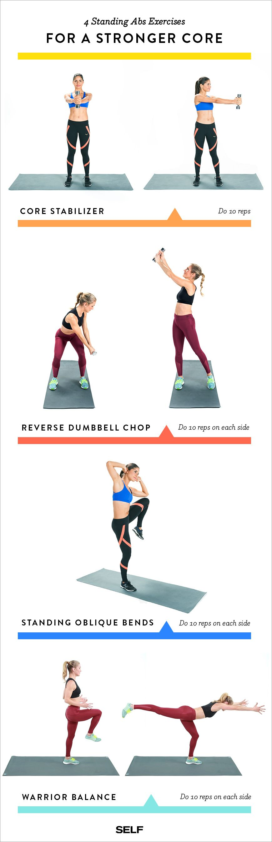 30++ Standing lower ab workout inspirations