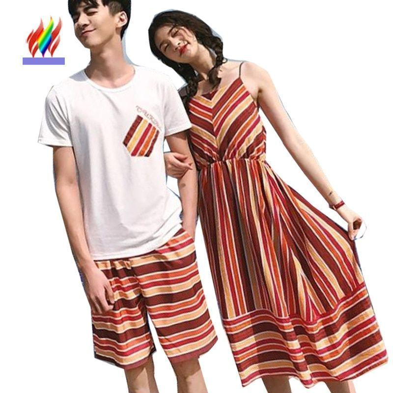 Matching Couple Clothes Lovers Cute Sweet Dresses Honeymoon Holiday Beach Wear Bohemian Sleeveless Vintage Stripe Long Dress    Matching Couple Clothes Lovers Cute Sweet Dresses Honeymoon Holiday Beach Wear Bohemian Sleeveless Vintage Stripe Long Dress     !!!Attention!!! valid discount 10% buy now for: 9$ #beachhoneymoonclothes Matching Couple Clothes Lovers Cute Sweet Dresses Honeymoon Holiday Beach Wear Bohemian Sleeveless Vintage Stripe Long Dress    Matching Couple Clothes Lovers Cute Sweet #beachhoneymoonclothes