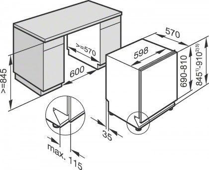 Miele G6365scvi Xxl Google Search Integrated Dishwasher Slimline Dishwasher Miele Dishwasher