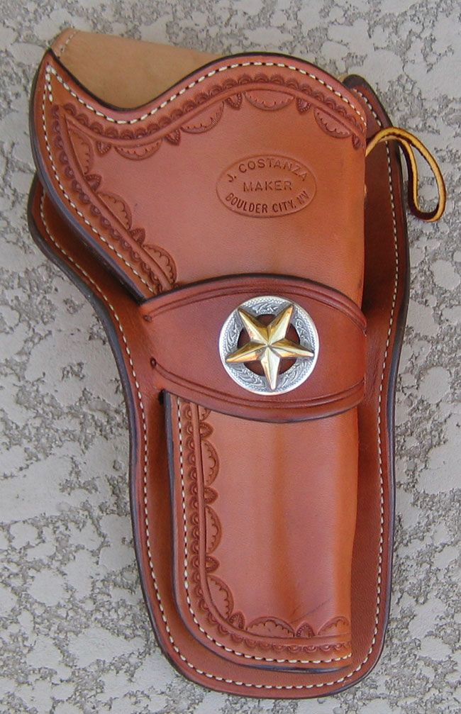 new products dee9a b7ff5 Western Star Holster | Bang Bam Boom | Custom leather holsters ...
