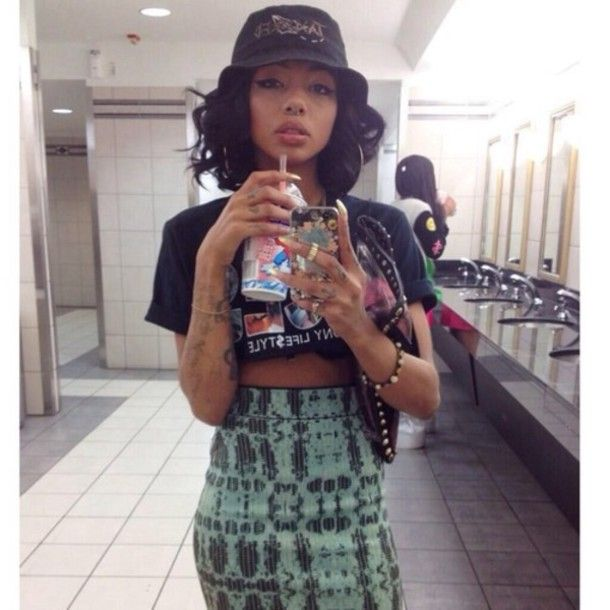 Find Out Where To Get The Skirt Outfits With Hats Fashion Bucket Hat Outfit Black Girl