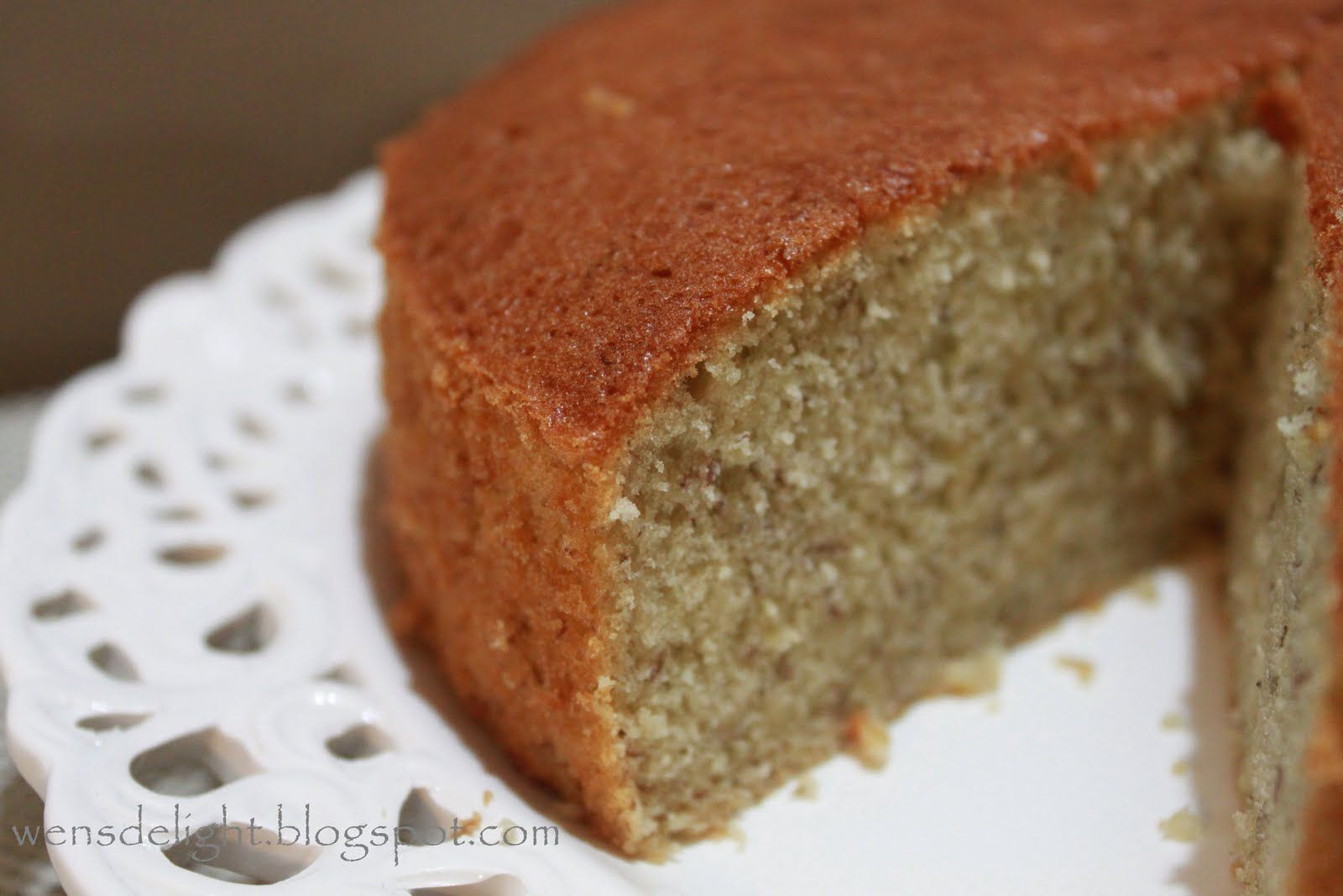 This recipe adapted from richard goh has always been top in my sponge soft banana cakerecipe adapted from richard goh baking class stage 1 forumfinder Gallery