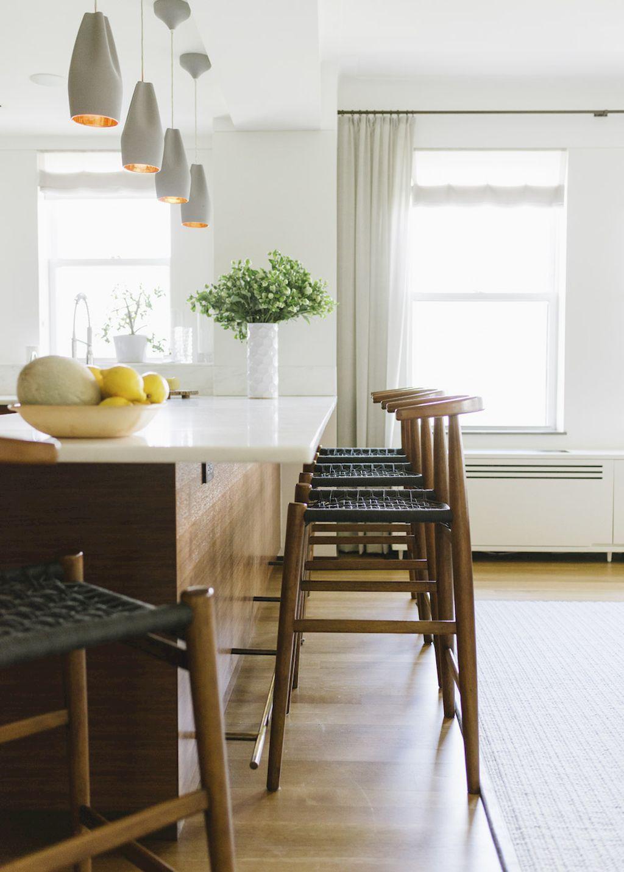 cool modern apartment kitchen decor ideas mid century kitchens
