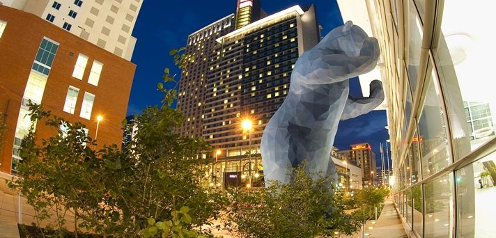 Embassy Suites Denver Downtown Convention Center Hotel Beautiful