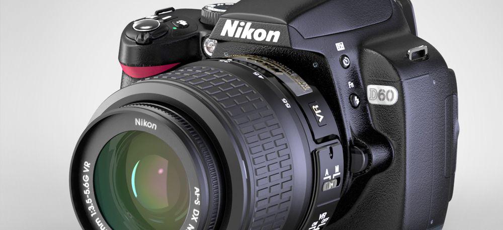 Nikon d60 software for mac