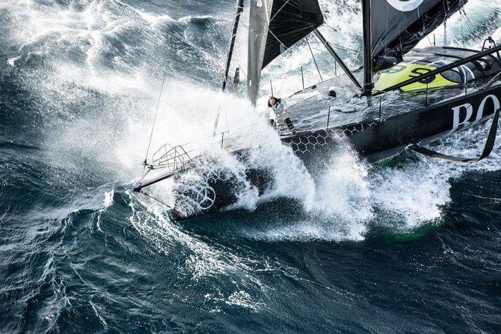 Incroyable record pour Alex Thomson en plein Vendée Globe