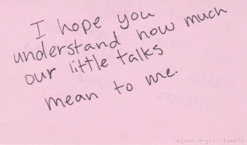 Ich bin heute bei dir. Die ganze Zeit. Immer