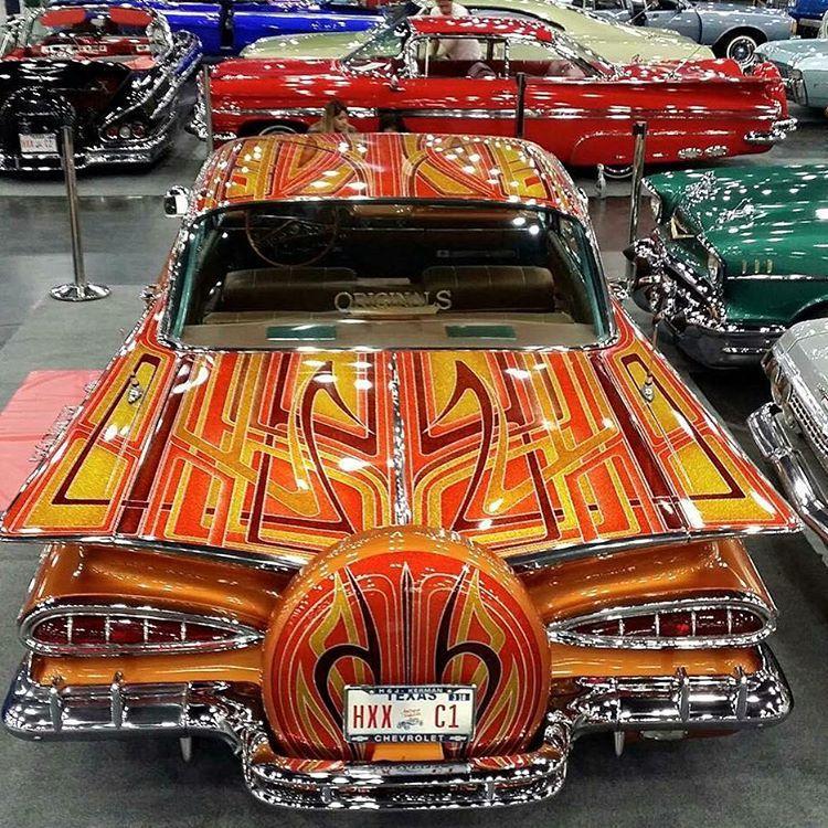 Far out mannnnnnn! Custom cars paint, Car paint jobs