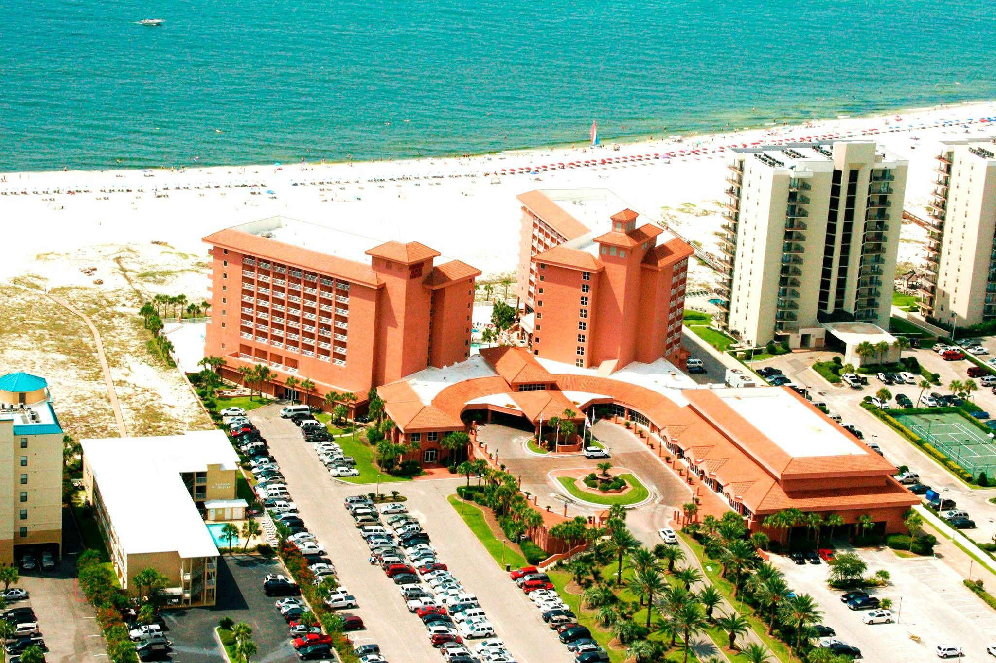 Perdido Beach Resort In Orange