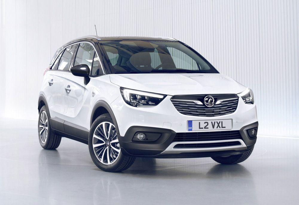 Vauxhall Reveals New Crossland X Suv British Car Brands