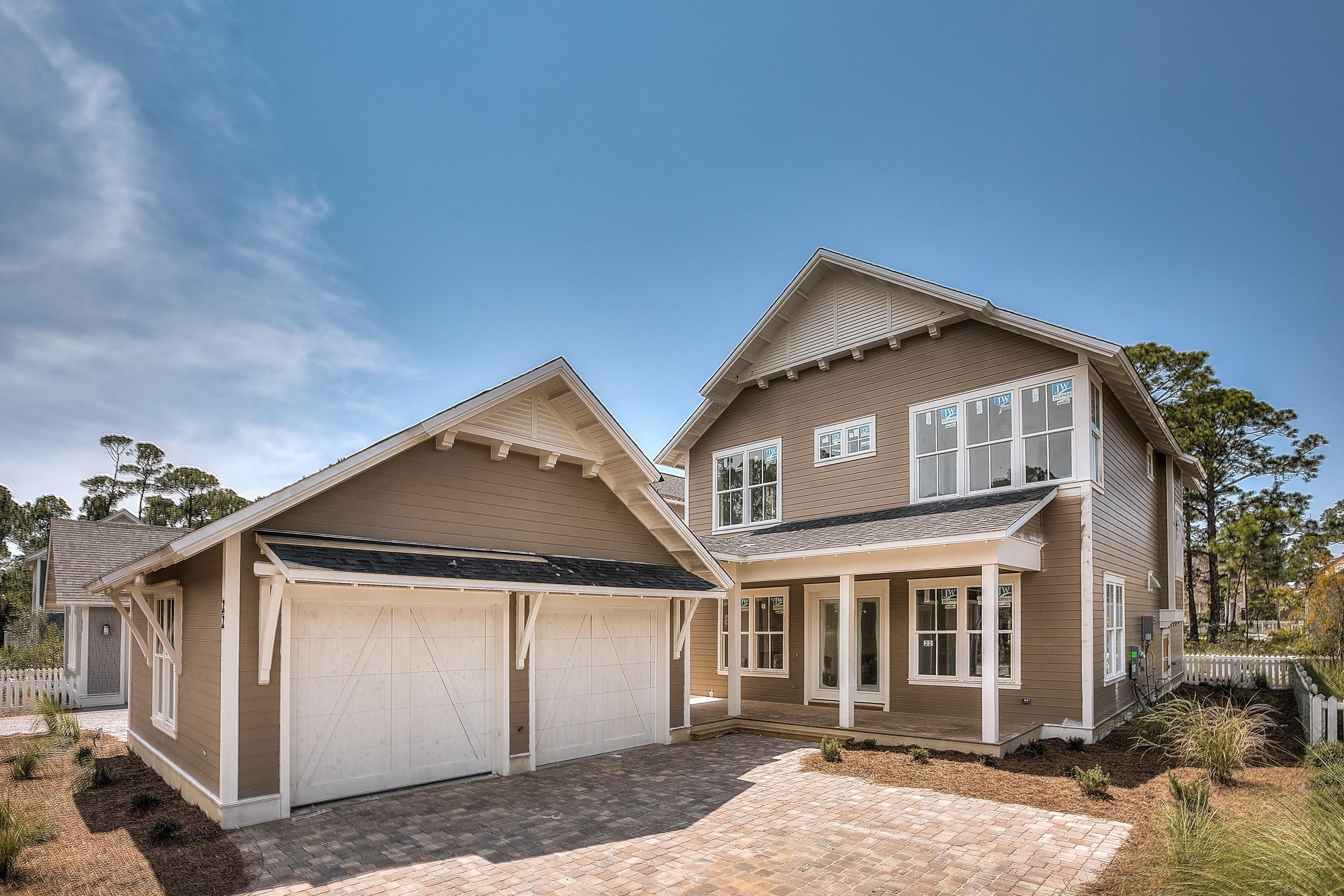 Our Brand New Watersound West Beach Model Home By Boswell