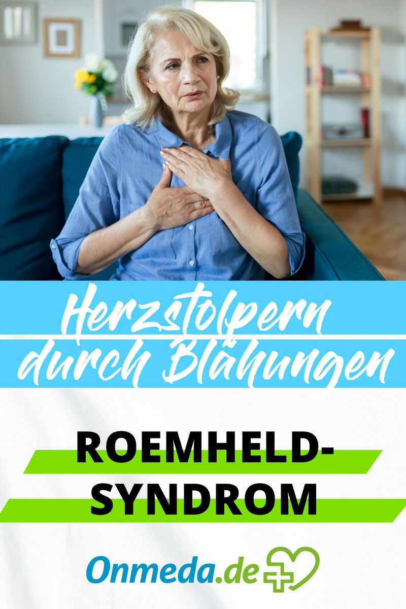Roemheld Syndrom Forum