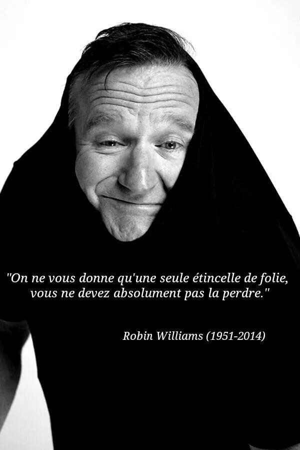 Citation Robin Williams Poeme Et Citation Phrase Citation