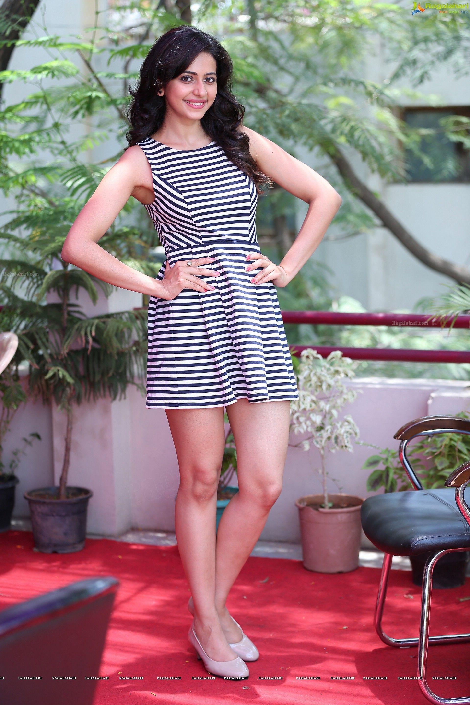 a29ddc8c740 Rakul Preet Singh Super Hot Thighs Show In a Mini Skirt.... - Page 2 ...