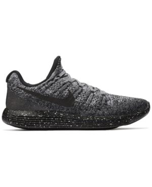 new products e2885 cc596 Nike Men's LunarEpic Low Flyknit 2 Running Sneakers from ...