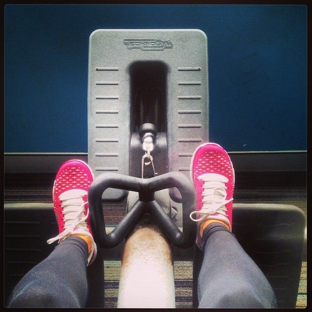 Lunchtime @Technogym weights session. Let's do this @extragr_am