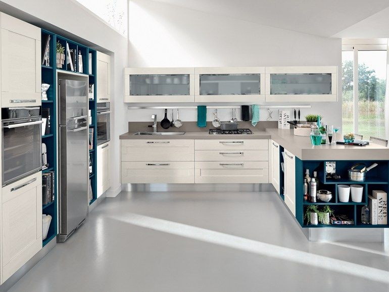 Decapé ash kitchen Gallery Collection by Cucine Lube   kitchen ...