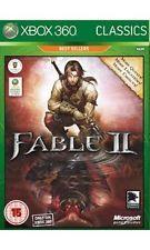 FABLE II - CLASSICS EDITION for XBOX 360 - Original & Complete