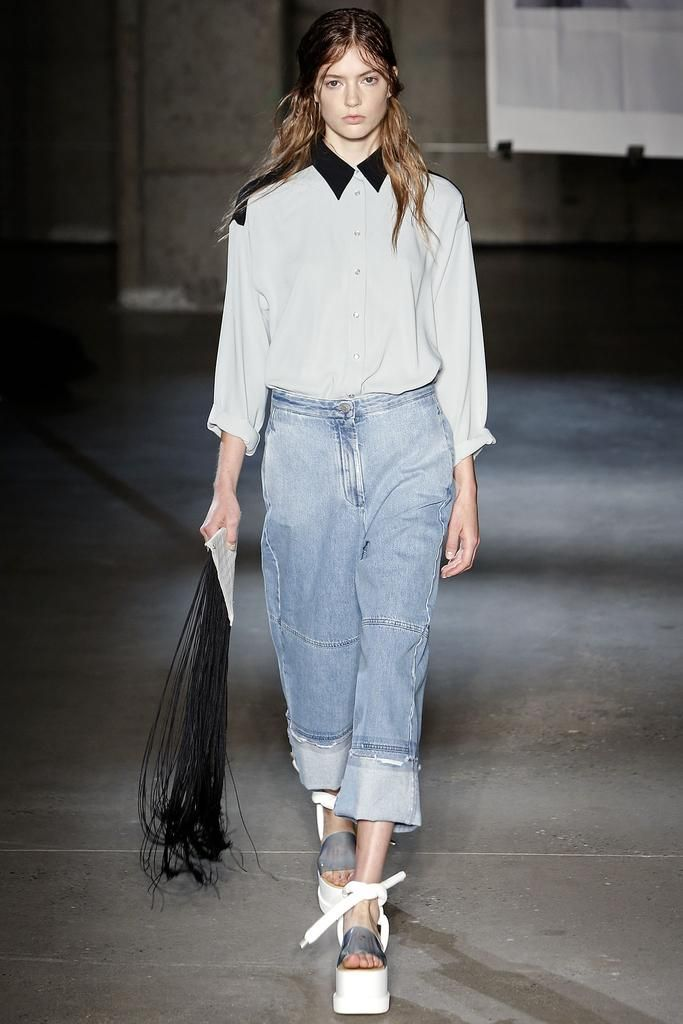 MM6 Maison Martin Margiela Spring 2015 Ready-to-Wear - Collection - Gallery - Look 3 - Style.com