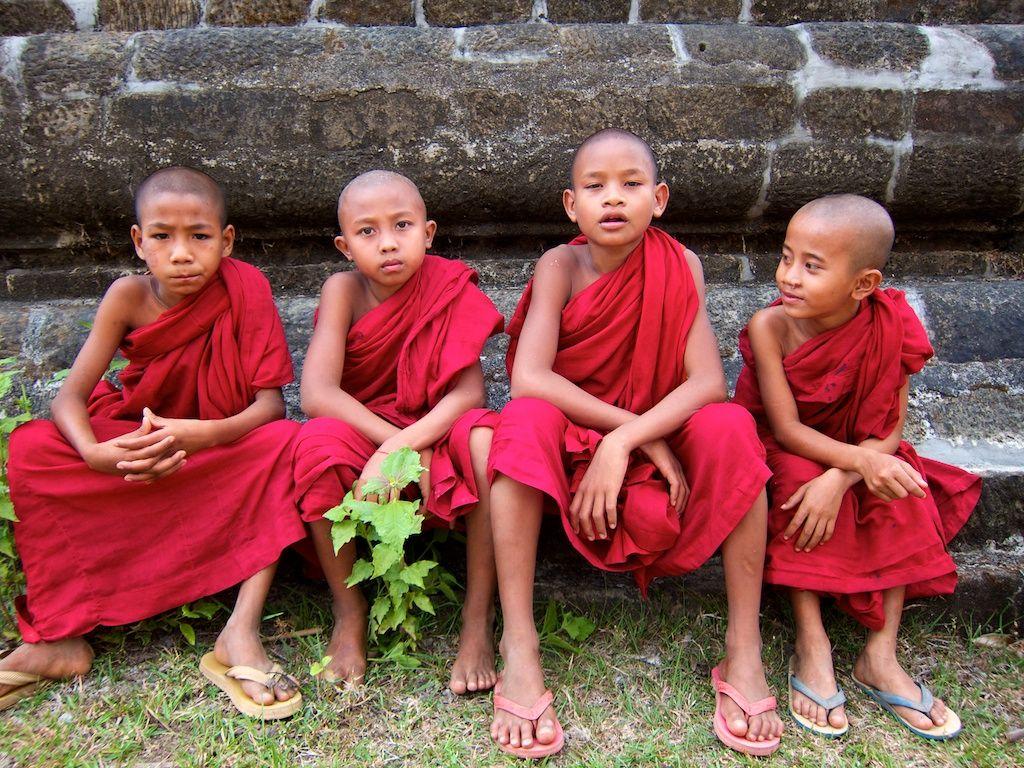 Young Monks. Burma myanmar, Photo website, Burma
