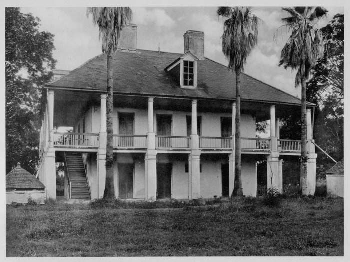 Old Plantation House Now Officers 39 Quarters At Jackson