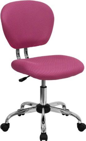 Office task chair, pink | CATCH ALL - sort later ...