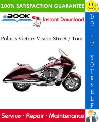 2008 Polaris Victory Vision Street Tour Motorcycle Service Repair Manual Repair Manuals Repair Ducati Monster Custom