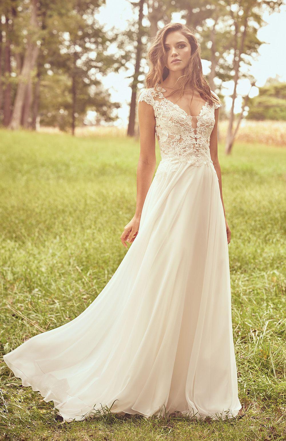 Robe De Mariee Modele Noa Couture Nuptiale Paris Robes Lillian West Lillian West Lillian West Wedding Dress A Line Wedding Dress Lillian West Bridal