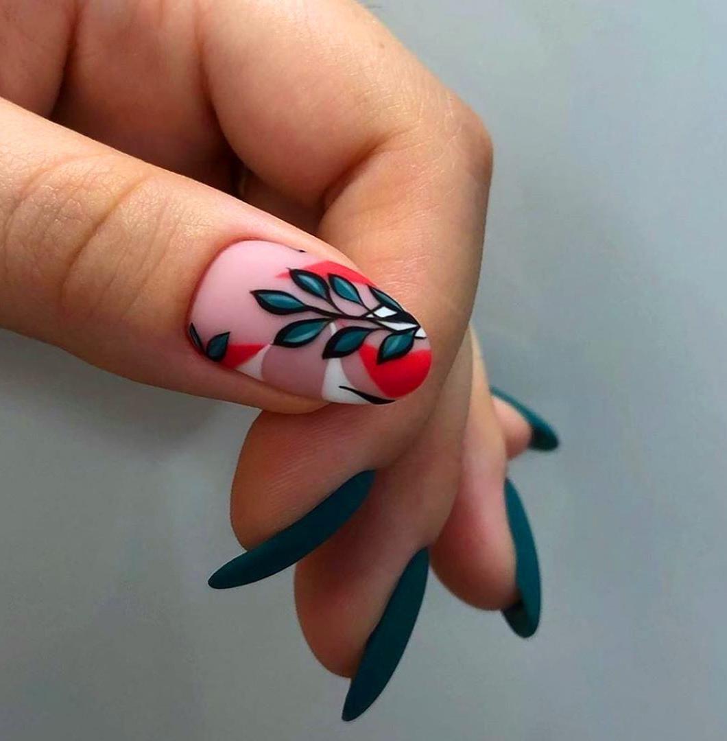 #Acryl #Designs #Colors # Marble Nails 60 Acrylic Marble Nails Colors Designs 2 …