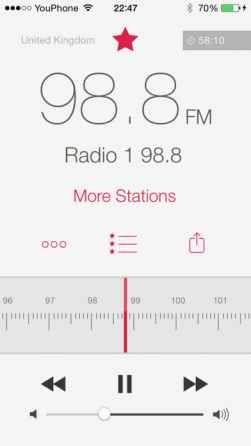 Radio Alarm Clock Pro FR Radio