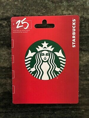 Photo of $25 Starbucks Digital Code Generator