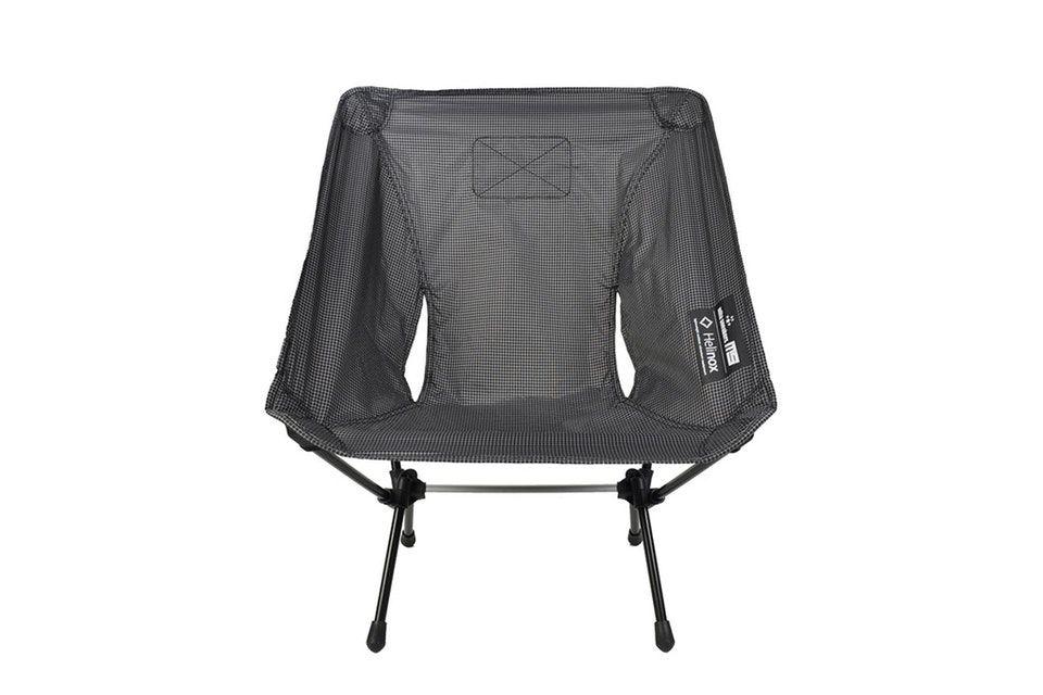 Winiche Co Mita Sneakers Revise The Helinox Chair Zero In All Black