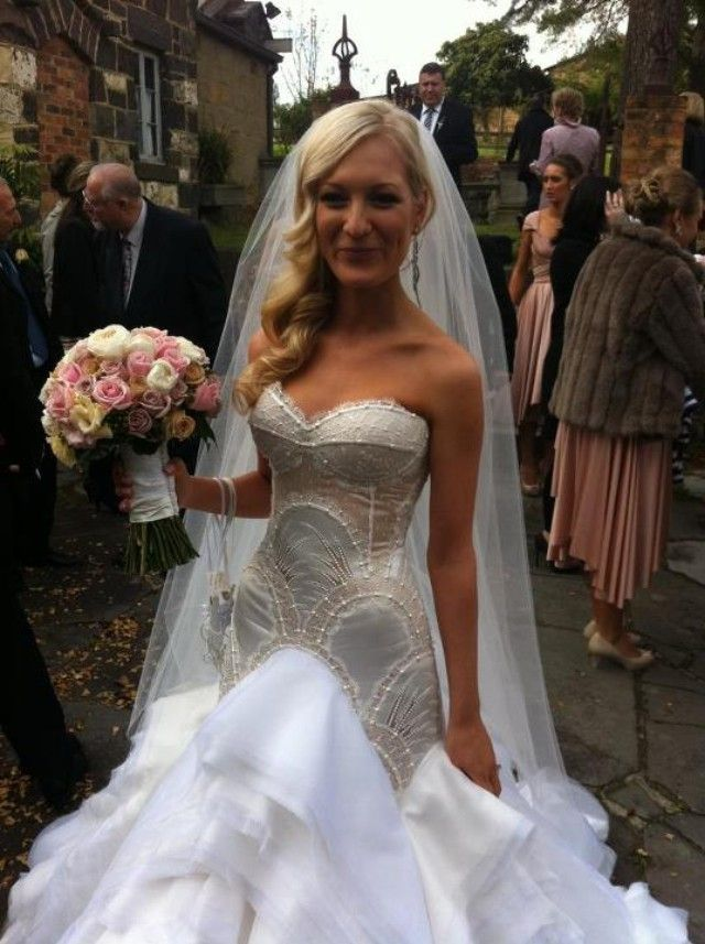 Annette of Melbourne Custom Made Wedding Dress | One Day!....maybe ...