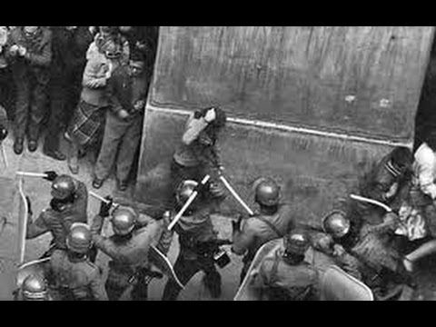 """""""The Round up"""" - Martial law in Poland 1981-1983"""