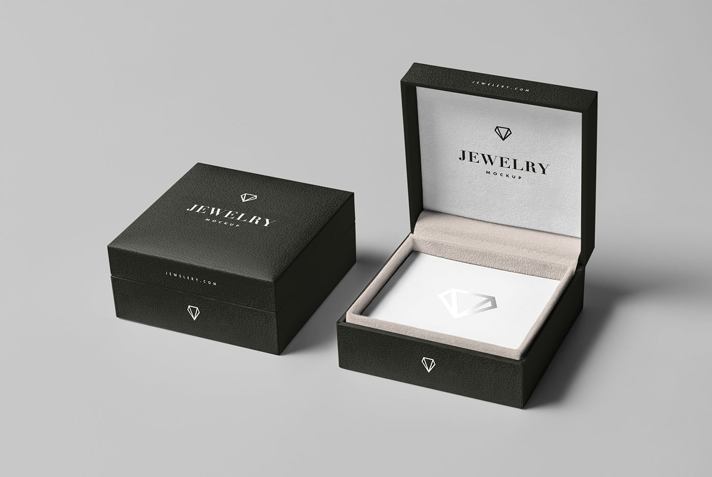Download Jewelry Box Mockup Free